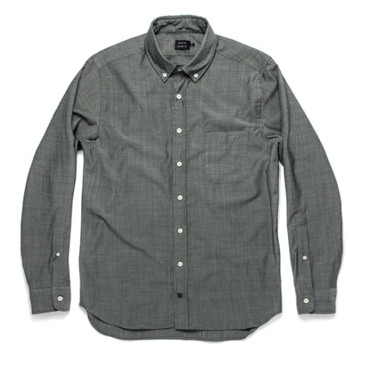 The Merino Jack in Stone Green Chambray: Alternate Image 7
