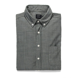 The Merino Jack in Stone Green Chambray - featured image