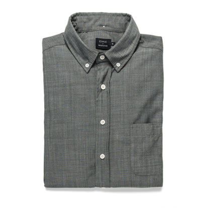 The Merino Jack in Stone Green Chambray: Featured Image