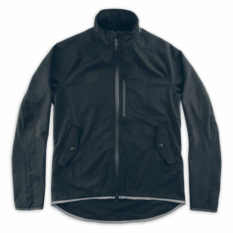 The Commuter Jacket in Black MerinoPerform™ - featured image
