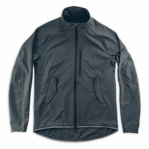 The Commuter Jacket in Steel MerinoPerform™ - featured image