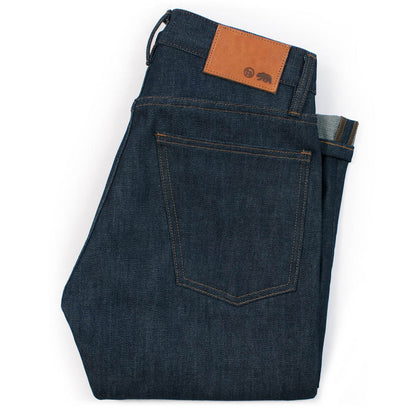 The Slim Jean in Cone Mills Standard: Alternate Image 8