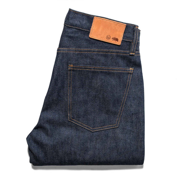 The Slim Jean in 110 Year Denim