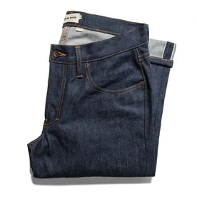 The Democratic Jean in 110 Year Denim: Featured Image