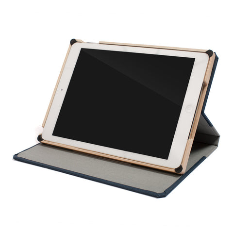 DODOCase Multi-angle iPad Air 2 in Indigo / Steel - alternate view