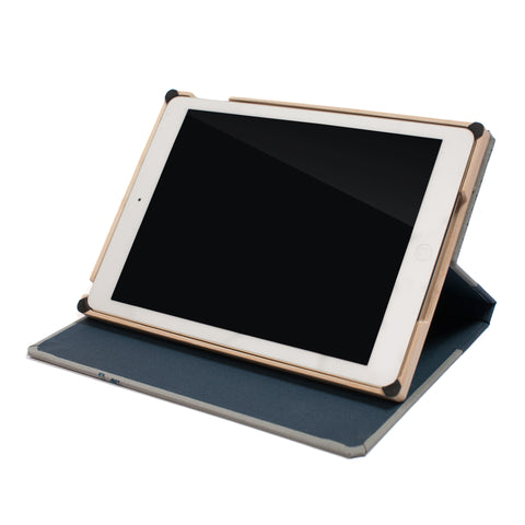 DODOCase Multi-angle iPad Air 2 in Steel / Indigo - alternate view