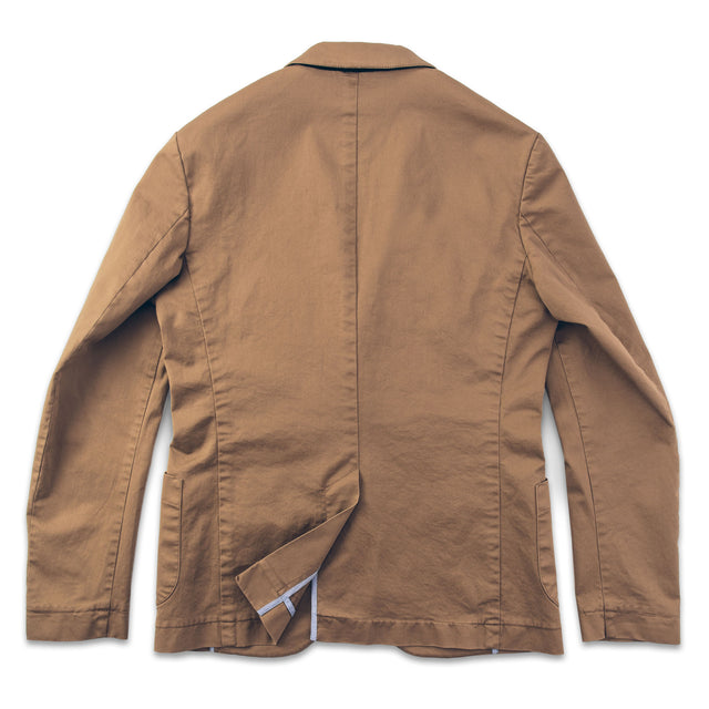 The Telegraph Jacket in Sea Washed Khaki