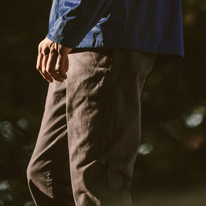 The Democratic Chino in Charcoal: Alternate Image 3