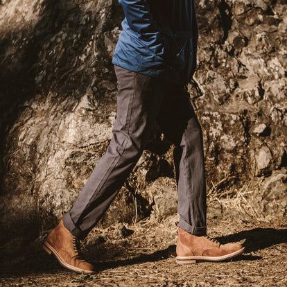 The Democratic Chino in Charcoal: Alternate Image 4