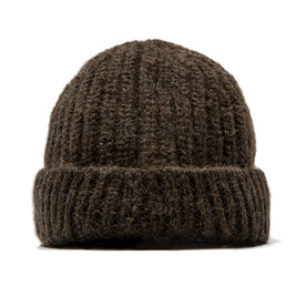 The Beanie in Moss Alpaca: Featured Image