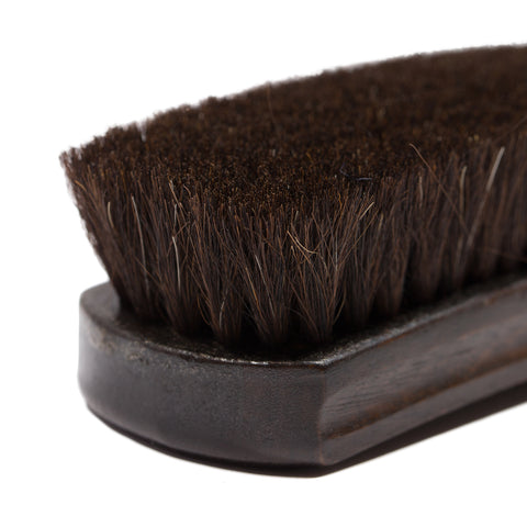 The Shoe Brush in Horsehair - alternate view
