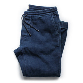 The Apres Pant in Indigo - featured image