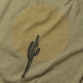 The Heavy Bag Tee in Cactus Moon: Alternate Image 5