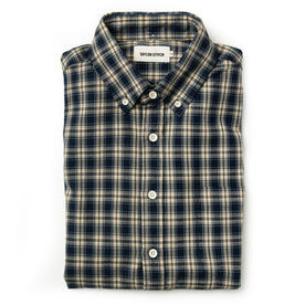 The Jack in Marino Plaid - featured image