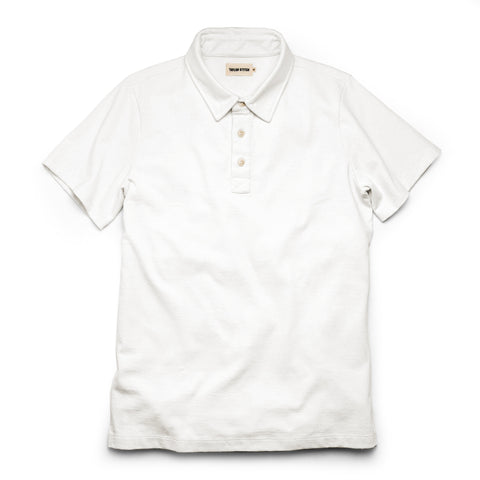 The Heavy Bag Polo in Natural - featured image
