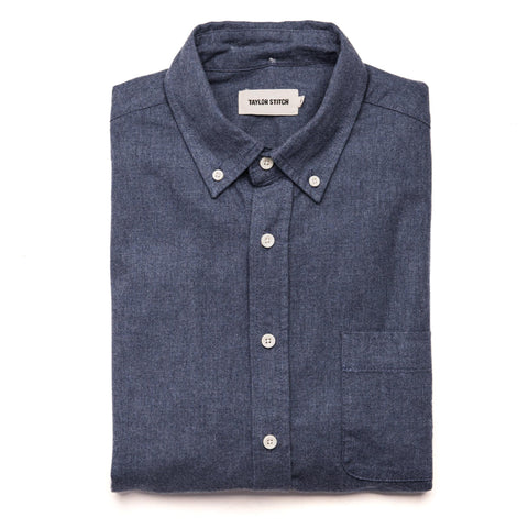 The Jack in Brushed Heather Navy - featured image