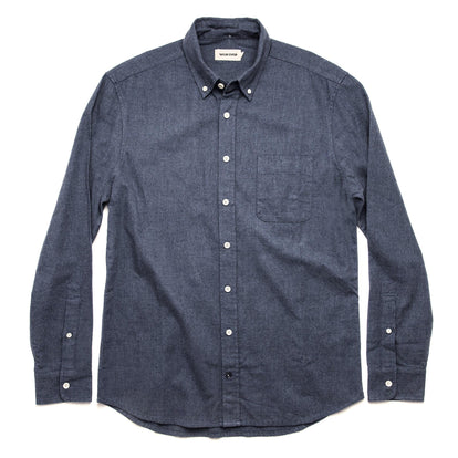 The Jack in Brushed Heather Navy: Alternate Image 8