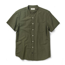 The Short Sleeve Bandit in Olive - featured image