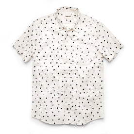 The Short Sleeve Hawthorne in Brush Dot - featured image