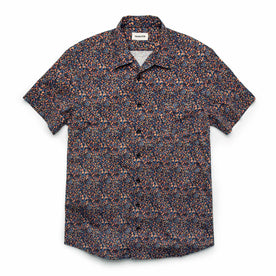 The Short Sleeve Hawthorne in Flower Field: Featured Image
