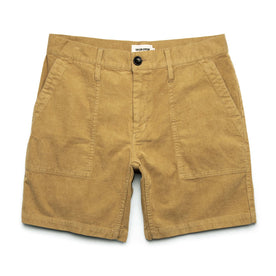 The Trail Short in Khaki Cord - featured image