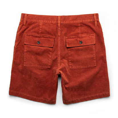 The Trail Short in Rust Cord: Alternate Image 9