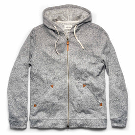 The Après Hoodie in Heather Grey - featured image