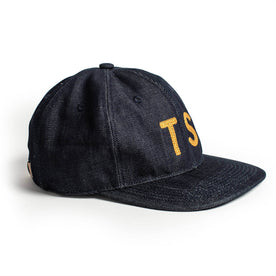 The Ball Cap in '68 Denim - featured image
