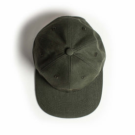 The Ball Cap in Olive: Alternate Image 6