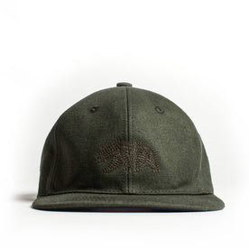 The Ball Cap in Olive: Alternate Image 5