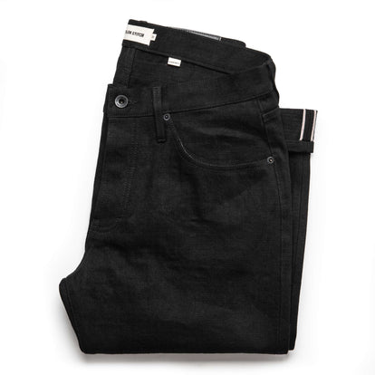 The Democratic Jean in Black Selvage: Featured Image