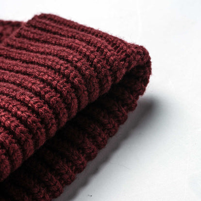 The Beanie in Maroon: Alternate Image 5