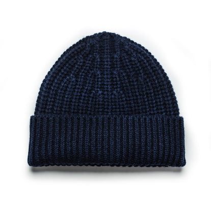 The Beanie in Navy: Featured Image