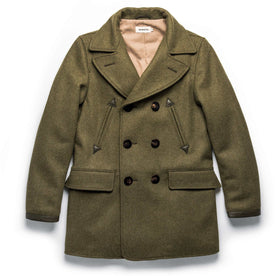 The Mendocino Peacoat in British Army: Featured Image