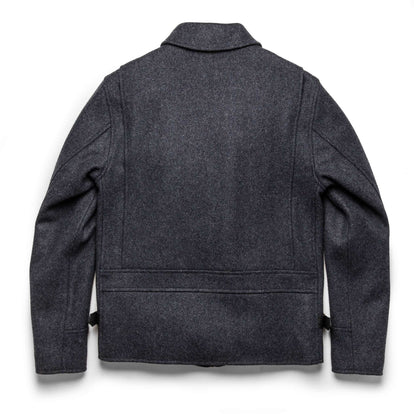 The Monterey Bomber in Navy Wool: Alternate Image 12