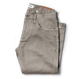 The Democratic All Day Pant in Aluminum Bedford Cord - featured image