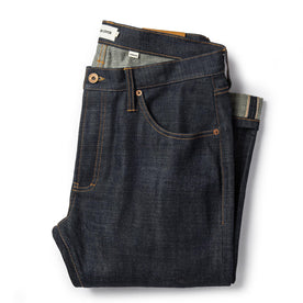 The Democratic Jean in Organic Selvage - featured image