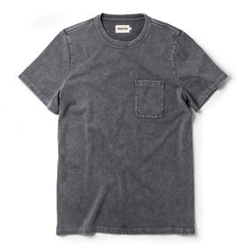 The Heavy Bag Tee in Charcoal - featured image