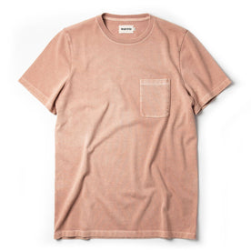 The Heavy Bag Tee in Dusty Rose - featured image