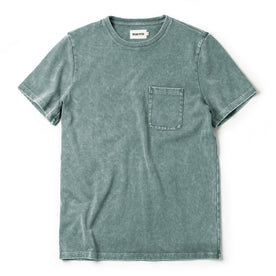 The Heavy Bag Tee in Sea Green - featured image