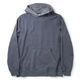 The Shackleton Hoodie in Ocean - featured image