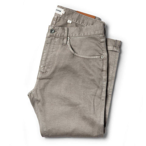 The Slim All Day Pant in Aluminum Bedford Cord - featured image