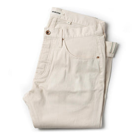 The Slim Jean in Natural Organic Selvage - featured image