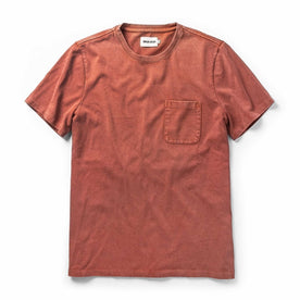 The Heavy Bag Tee in Dusty Clay: Featured Image