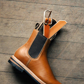 The Billy Belt in Saddle Tan - featured image