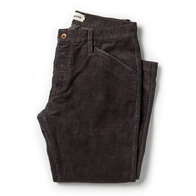 The Camp Pant in Charcoal Corduroy - featured image