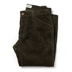 The Camp Pant in Olive Corduroy: Featured Image