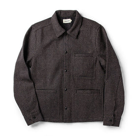 The Decker Jacket in Wool Beach Cloth - featured image