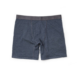 The Merino Boxer in Heather Navy: Featured Image