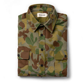 The Yosemite Shirt in Arid Camo: Featured Image